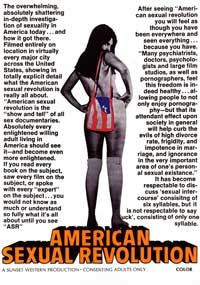 American Sexual Revolution - 27 x 40 Movie Poster - Style A