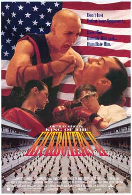 American Shaolin: King of the Kickboxers II - 27 x 40 Movie Poster - Style A