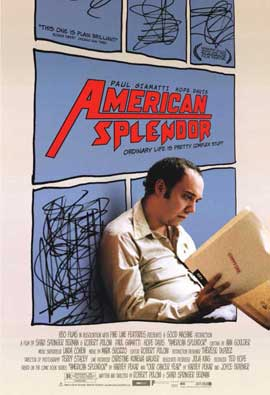 American Splendor - 11 x 17 Movie Poster - Style A