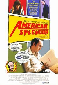 American Splendor - 11 x 17 Movie Poster - Style B