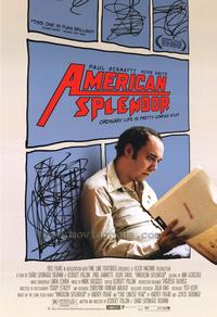 American Splendor - 43 x 62 Movie Poster - Bus Shelter Style A