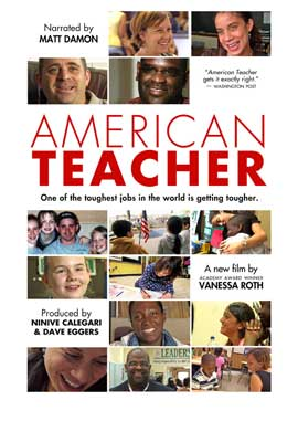 American Teacher - 27 x 40 Movie Poster - Style A