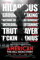 American: The Bill Hicks Story - 27 x 40 Movie Poster - Style A