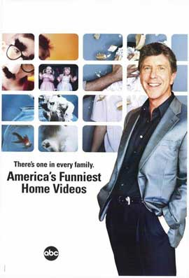 America's Funniest Home Videos - 27 x 40 TV Poster - Style A