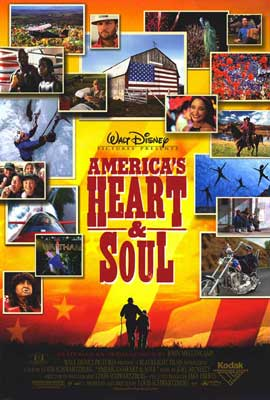 America's Heart and Soul - 27 x 40 Movie Poster - Style A