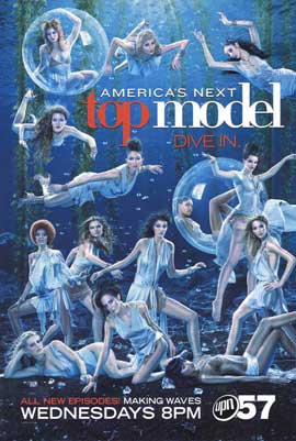 America's Next Top Model - 11 x 17 TV Poster - Style A