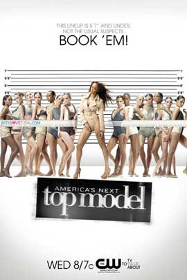 America's Next Top Model - 11 x 17 TV Poster - Style H