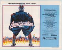 Americathon - 22 x 28 Movie Poster - Half Sheet Style A