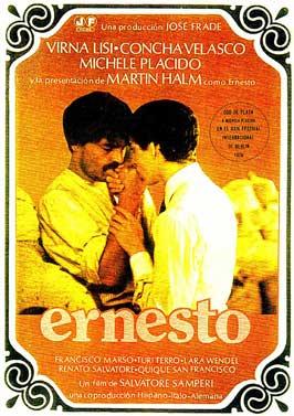 Amigo Ernesto - 11 x 17 Movie Poster - Spanish Style A