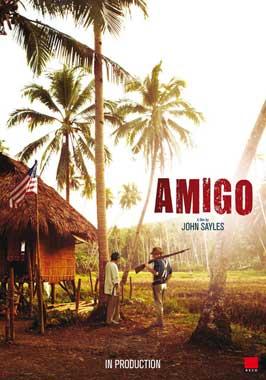 Amigo - 11 x 17 Movie Poster - UK Style A