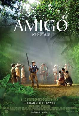 Amigo - 11 x 17 Movie Poster - Style B