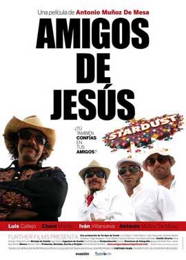 Amigos de Jesus - 11 x 17 Movie Poster - Spanish Style A