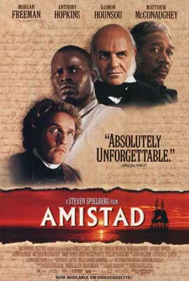Amistad - 27 x 40 Movie Poster - Style A