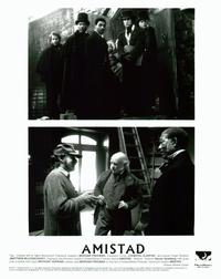 Amistad - 8 x 10 B&W Photo #1