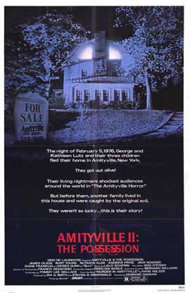 Amityville 2: The Possession - 11 x 17 Movie Poster - Style A