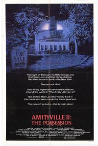 Amityville 2: The Possession - 43 x 62 Movie Poster - Bus Shelter Style A
