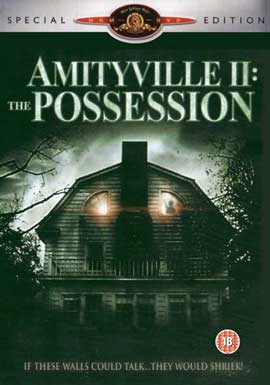 Amityville 2: The Possession - 11 x 17 Movie Poster - Style D