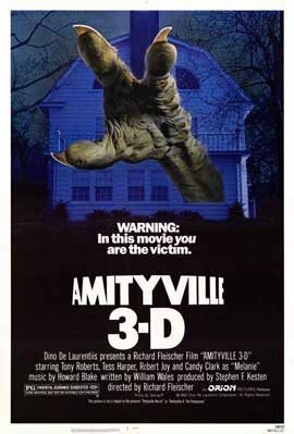 Amityville 3: The Demon - 11 x 17 Movie Poster - Style A
