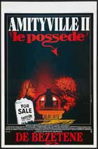 Amityville II: The Possession - 27 x 40 Movie Poster - Belgian Style A