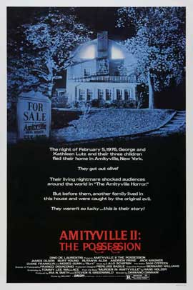 Amityville II: The Possession - 11 x 17 Movie Poster - Style A