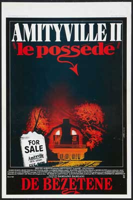 Amityville II: The Possession - 11 x 17 Movie Poster - Belgian Style A