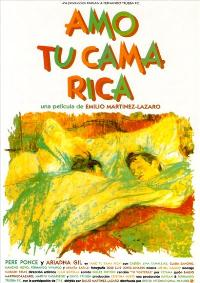 Amo tu cama rica - 27 x 40 Movie Poster - Spanish Style A