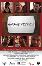 Among Friends - 11 x 17 Movie Poster - Style A