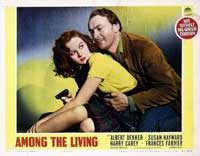 Among the Living - 11 x 14 Movie Poster - Style A