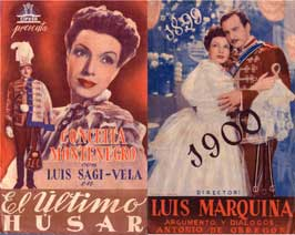 Amore azzuro - 11 x 17 Movie Poster - Spanish Style A