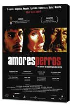 Amores Perros - 27 x 40 Movie Poster - Spanish Style C - Museum Wrapped Canvas