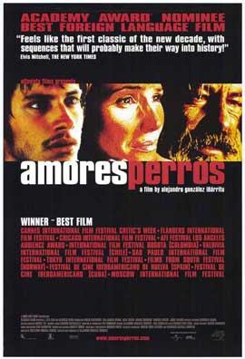 Amores Perros - 11 x 17 Movie Poster - Style A