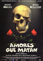 Amores que matan - 11 x 17 Movie Poster - Spanish Style A