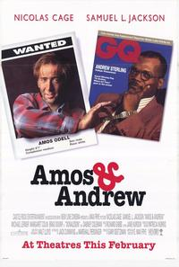 Amos and Andrew - 27 x 40 Movie Poster - Style A