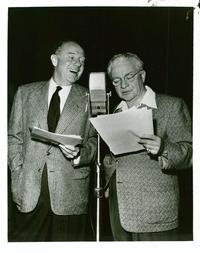 Amos 'N' Andy Cartoons - 8 x 10 B&W Photo #1