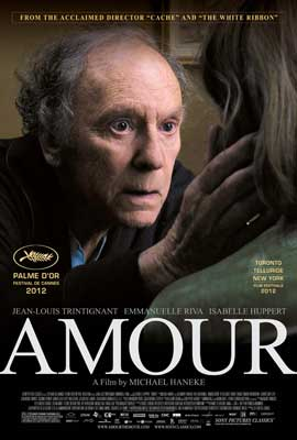 Amour - 27 x 40 Movie Poster - Style A
