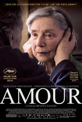 Amour - 27 x 40 Movie Poster - Style B