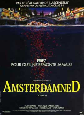 Amsterdamned - 11 x 17 Movie Poster - French Style A