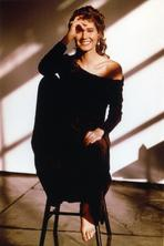 Amy Grant - Amy Grant Posed in a Black Dress
