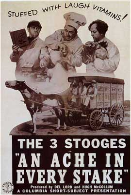 An Ache in Every Stake - 27 x 40 Movie Poster - Style A