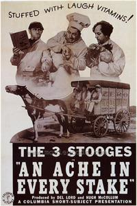 An Ache in Every Stake - 43 x 62 Movie Poster - Bus Shelter Style A