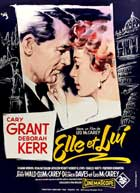 An Affair to Remember - 11 x 17 Movie Poster - Italian Style A