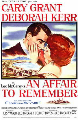 An Affair to Remember - 11 x 17 Movie Poster - Style A