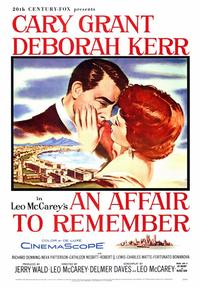 An Affair to Remember - 43 x 62 Movie Poster - Bus Shelter Style A