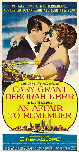 An Affair to Remember - 11 x 17 Movie Poster - Style C