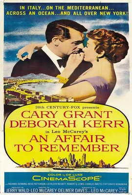 An Affair to Remember - 27 x 40 Movie Poster - Style B