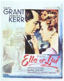 An Affair to Remember - 27 x 40 Movie Poster - Spanish Style B