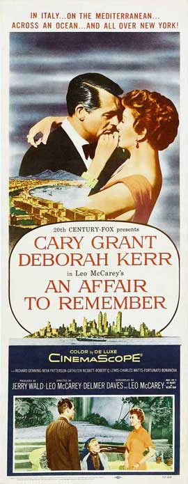 An Affair to Remember - 14 x 36 Movie Poster - Insert Style A