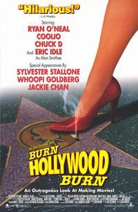 An Alan Smithee Film: Burn, Hollywood, Burn - 11 x 17 Movie Poster - Style A