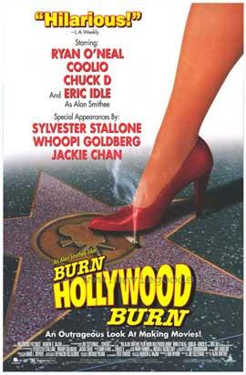 An Alan Smithee Film: Burn, Hollywood, Burn - 27 x 40 Movie Poster - Style A