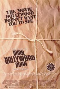 An Alan Smithee Film: Burn, Hollywood, Burn - 11 x 17 Movie Poster - Style B